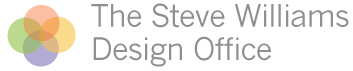 The Steve Williams Design Office logo
