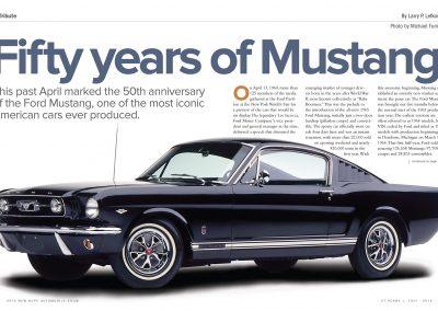 2014 Program Mustang editorial