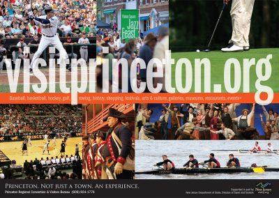 Sports Travel magazine ad