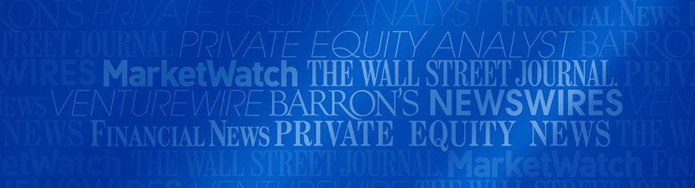Web page slider designed for Dow Jones Reprint Services web site