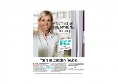 The Compliance Team magazine ad