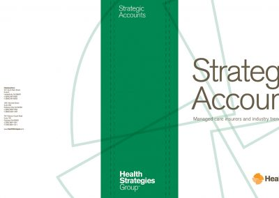 Strategic Accounts Binder